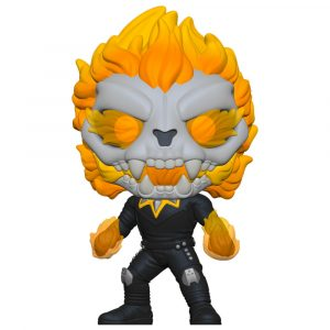 Funko Pop! Ghost Panther (Infinity Warps)