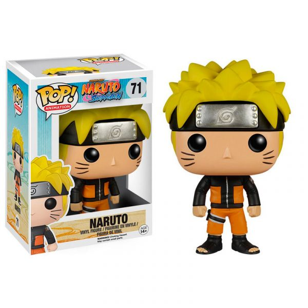 Figura POP Naruto