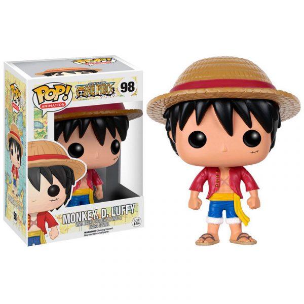 Figura POP One Piece Monkey D. Luffy