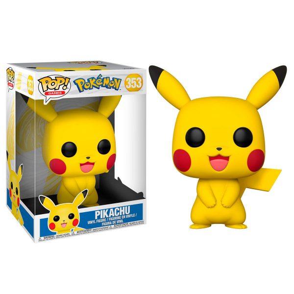 Figura POP Pokemon Pikachu 25cm