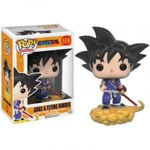Funko Pop! Goku & Flying Nimbus (Dragon Ball)