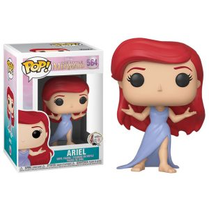 Funko Pop! Ariel (Purple Dress) (La Sirenita)