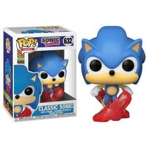 Funko Pop! Classic Sonic (Sonic the Hedgehog)