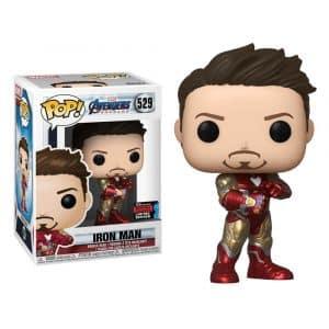 Funko Pop! Iron Man (Guantelete) Exclusivo NYCC 2019 (Avengers: Endgame)