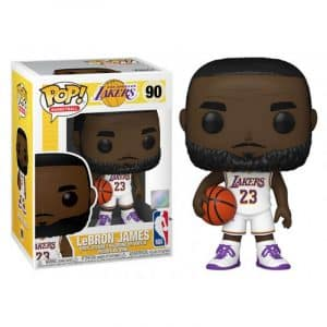 Funko Pop! Lebron James (NBA LA Lakers)