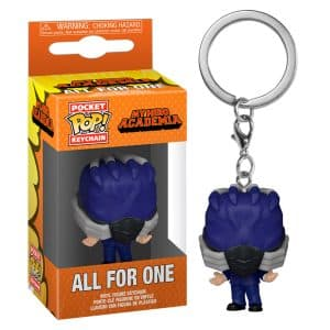 Llavero Pop! All For One (My Hero Academia)