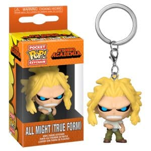 Llavero Pop! All Might (True Form) (My Hero Academia)