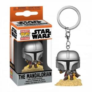Llavero Pop! The Mandalorian (Star Wars The Mandalorian)