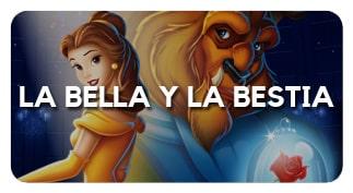 Funko Pop! La Bella y la Bestia