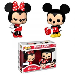 Pack 2 Funko Pop! Mickey & Minnie Exclusive