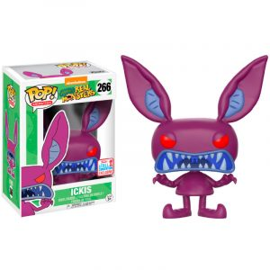 Funko Pop! Ickis Exclusivo Fall Convention 2017 (Ahh! Real Monsters)