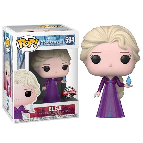 Figura POP Disney Frozen 2 Elsa Exclusive