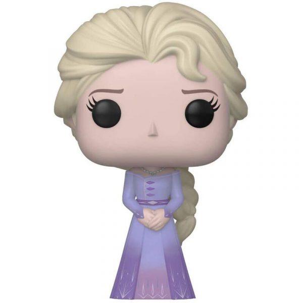 Figura POP Disney Frozen 2 Elsa Intro Exclusive