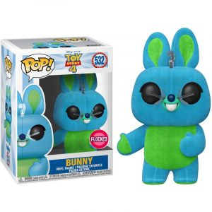 Funko Pop! Bunny Exclusivo (Flocked) (Toy Story 4)