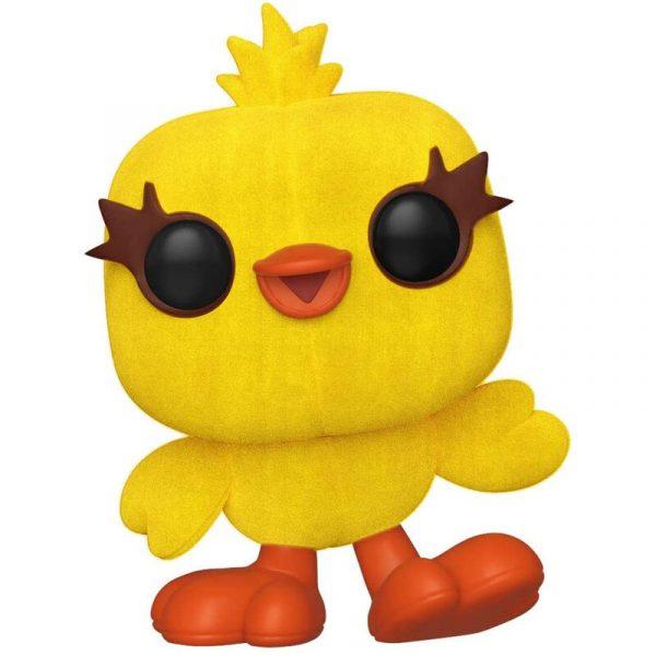 Figura POP Disney Toy Story 4 Ducky Flocked Exclusive