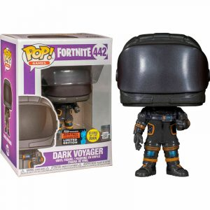 Funko Pop! Dark Voyager Exclusivo GITD (Fortnite)
