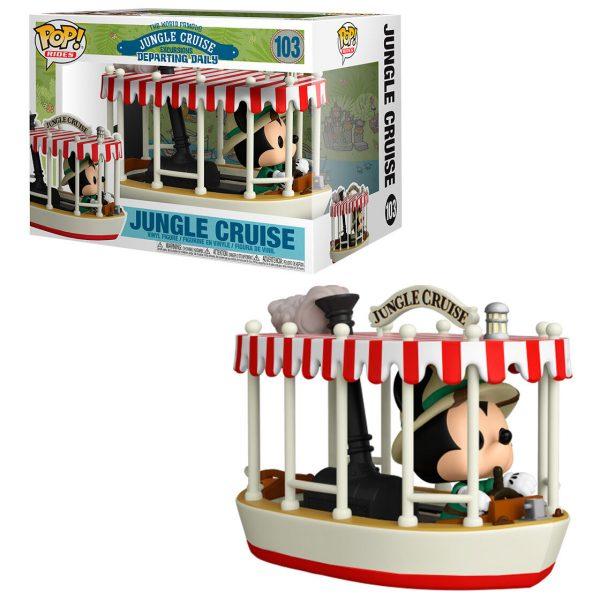 Figura POP Jungle Cruise Mickey