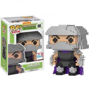 Funko Pop! Shredder Exclusivo (8-Bit) (Las Tortugas Ninja)