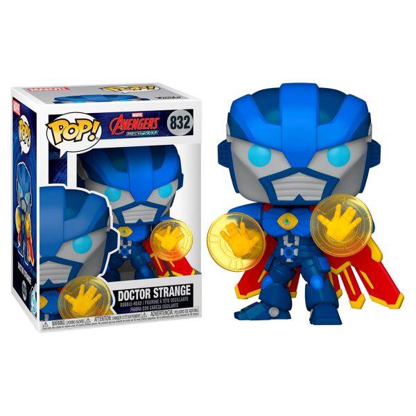 Figura POP Marvel Mech Dr. Strange
