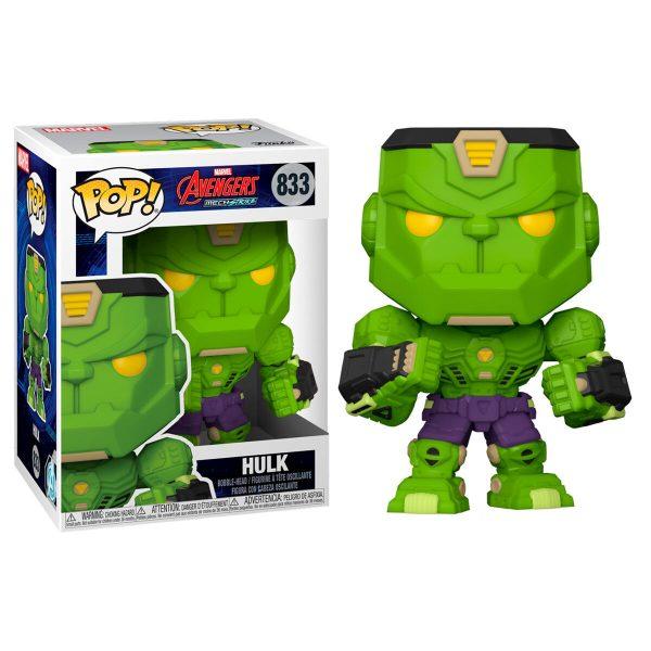 Figura POP Marvel Mech Hulk