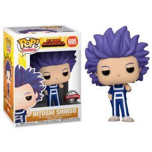 Funko Pop! Hitoshi Shinso Exclusivo (My Hero Academia)