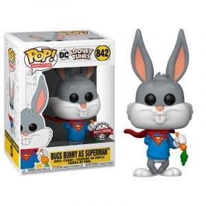 Funko Pop! Bugs Bunny (Superman) Exclusivo