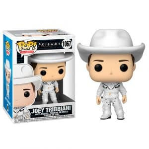 Funko Pop! Joey Tribbiani (Cowboy) (Friends)