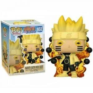 Funko Pop! Naruto Uzumaki (Six Path Sage)