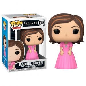 Funko Pop! Rachel Green (Dama de honor) (Friends)