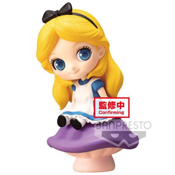 Figura Alice Sweetiny petit Disney Q Posket 6cm