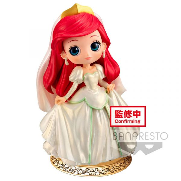 Figura Ariel Dreamy Style Special Collection Disney Q posket 14cm