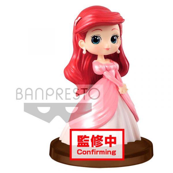 Figura Ariel La Sirenita Disney Q Posket C 5cm