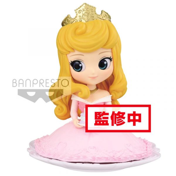 Figura Aurora La Bella Durmiente Disney Q Posket Sugirly B 9cm