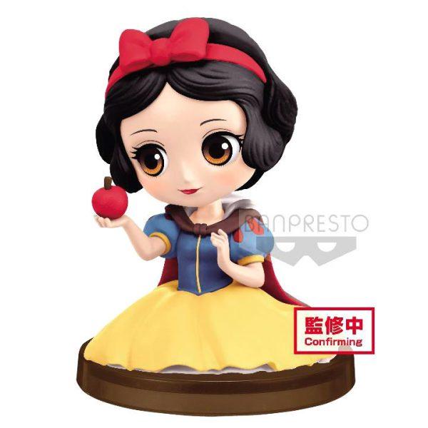 Figura Blancanieves Disney Q posket 4cm