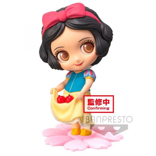 Figura Blancanieves Disney Sweetiny Q posket B 10cm