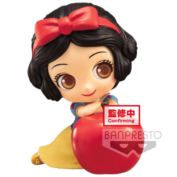 Figura Blancanieves Sweetiny petit Disney Q Posket 6cm