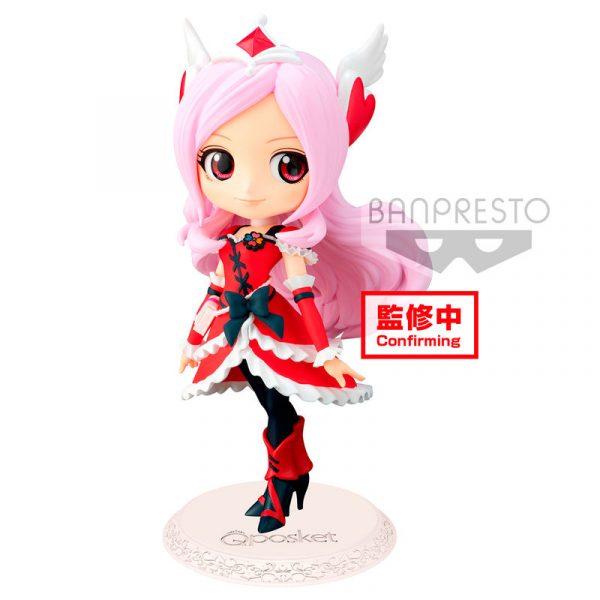 Figura Cure Passion Fresh Pretty Cure Q Posket A 14cm