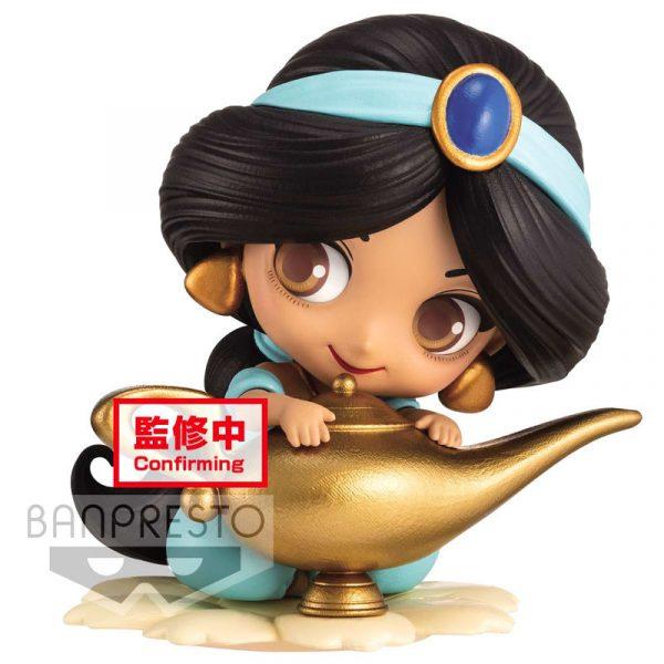 Figura Jasmine Sweetiny petit Disney Q Posket A 6cm