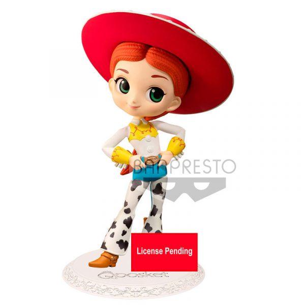 Figura Jessie Toy Story Disney Pixar Q posket B 14cm