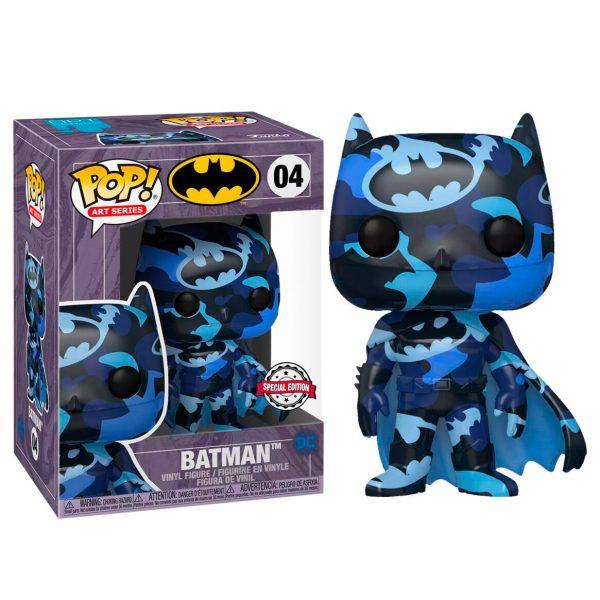 Figura POP DC Comics Batman 4 Artist Srs + Case Exclusive