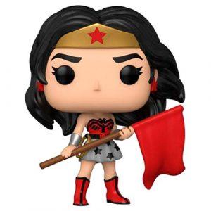 Funko Pop! Wonder Woman Superman Red Son