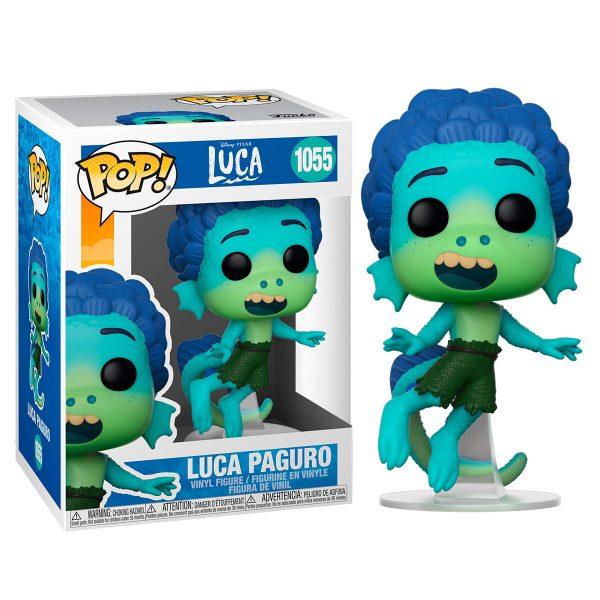 Figura POP Disney Luca - Luca Sea