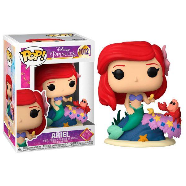 Figura POP Disney Ultimate Princess Ariel