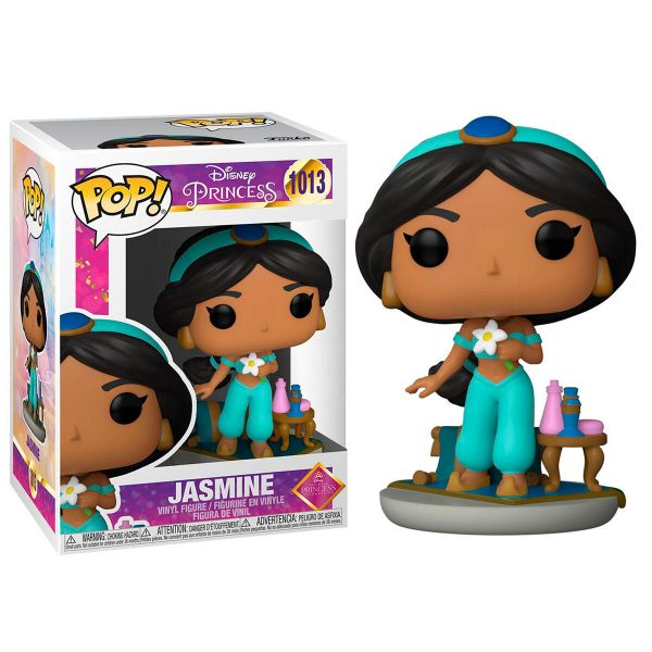 Figura POP Disney Ultimate Princess Jasmine
