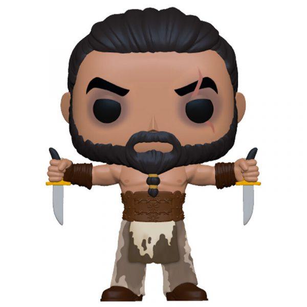 Figura POP Game of Thrones Khal Drogo with Daggers