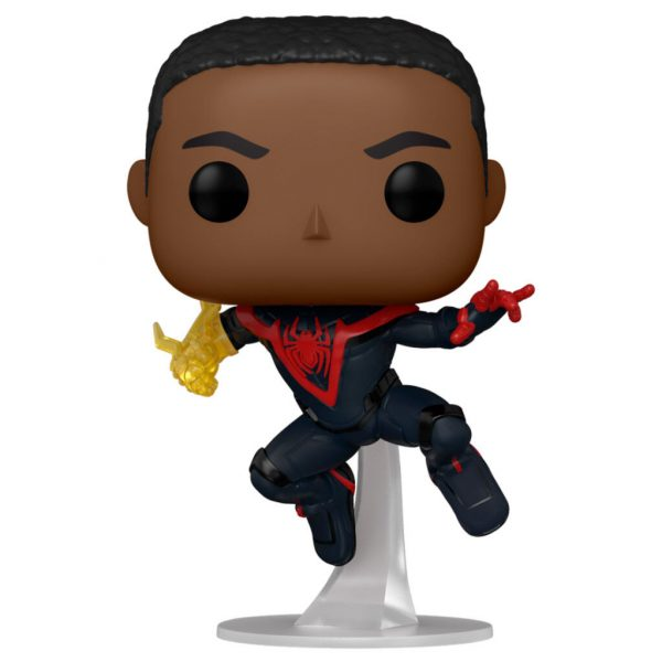 Figura POP Spiderman Miles Morales Classic Suit Chase