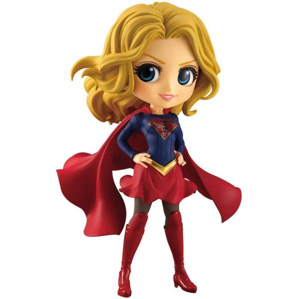 Figura Supergirl DC Comics Q Posket A 14cm