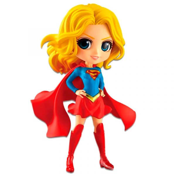 Figura Supergirl DC Comics Q Posket B 14cm