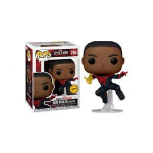 Funko Pop! Miles Morales (Traje Clásico) Chase