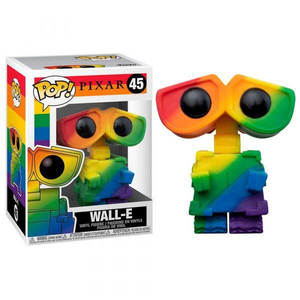 Figura POP Disney Pride Wall-E Rainbow